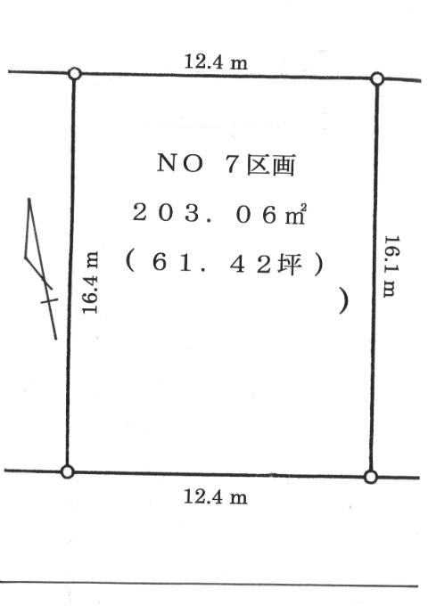 NO.7 区画