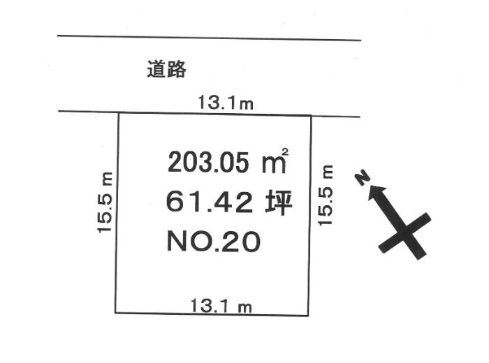NO.15区画