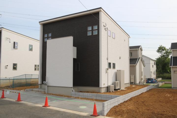 袖ケ浦市 蔵波 フル装備のデザイナーズ住宅