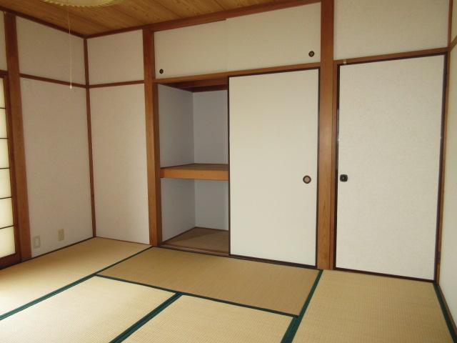 2階 和室 8帖