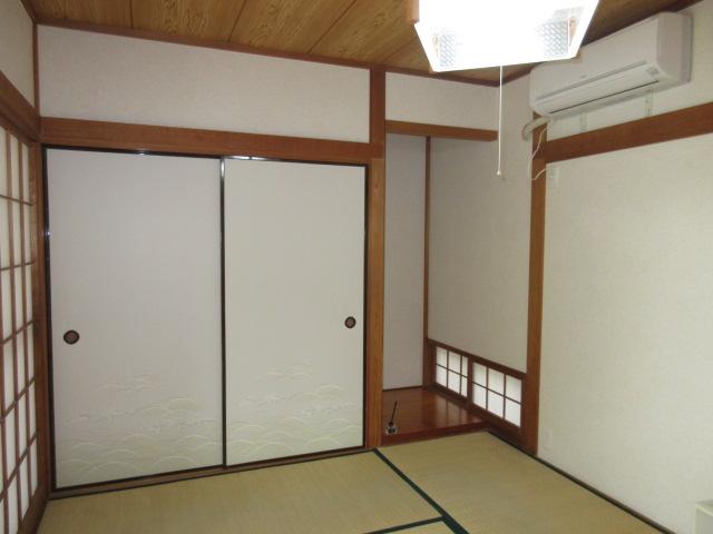 1階 和室 6帖