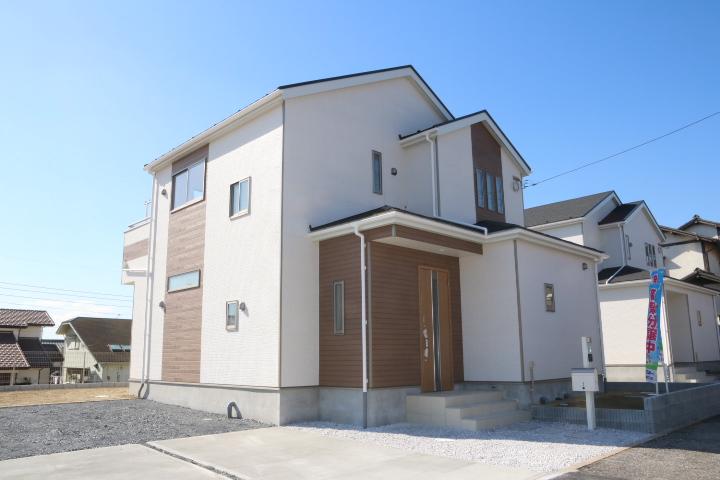 木更津市 本郷 家事動線に優れた新築住宅