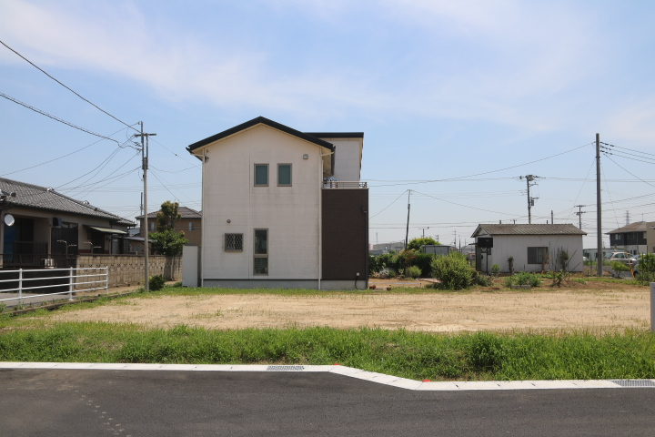 木更津市 高砂一丁目 巌根駅徒歩圏の新しい分譲地