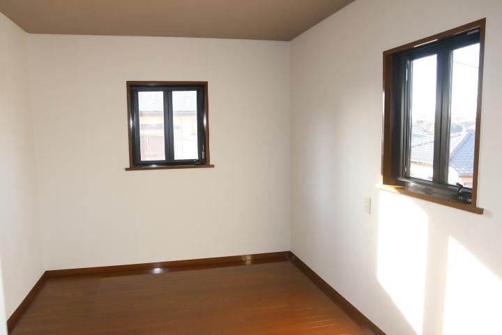WIC 6.6帖 ドアの設置で洋室になります