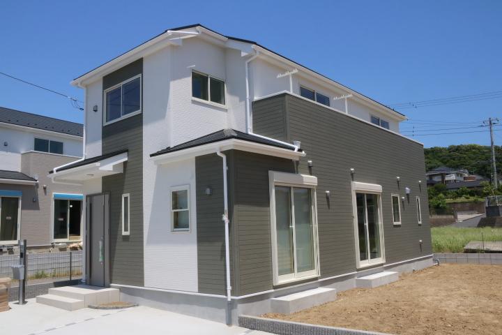 君津市 陽光台三丁目 新築住宅