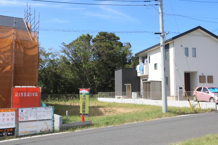 袖ケ浦市 神納 10区画 サウス アステージ神納 NO.7