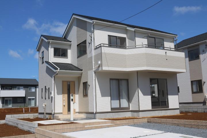 袖ケ浦市 蔵波 家事動線に拘りのある新築住宅