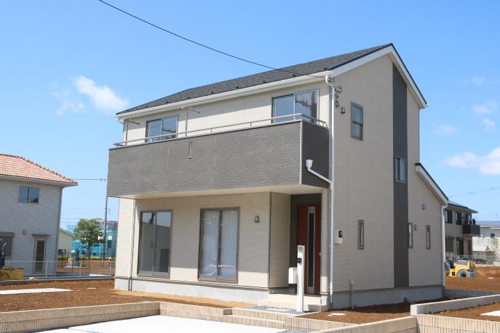 袖ケ浦市 蔵波小学校近くの新築住宅