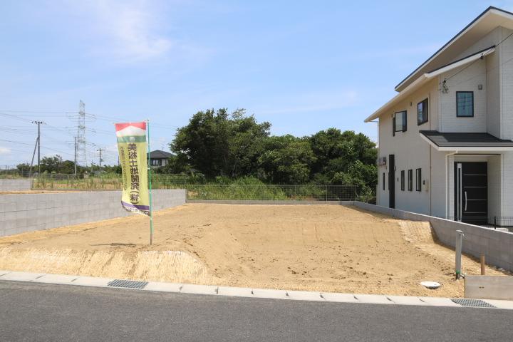 袖ケ浦市 神納 10区画 サウス アステージ神納 NO.4