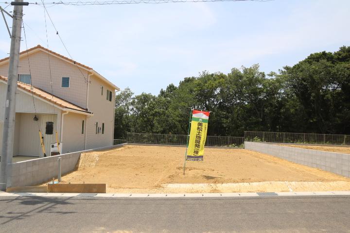 袖ケ浦市 神納 10区画 サウス アステージ神納 NO.8