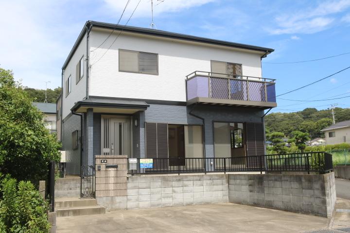 袖ケ浦市 久保田 玄関からすぐに来客を和室にご案内できる住宅