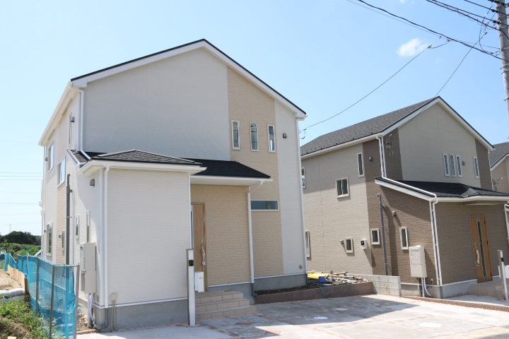 スマイルタウン 蔵波 新築住宅 3号棟 二ヶ所のWIC