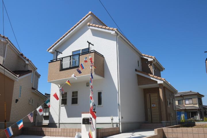 木更津市 金田 LDK18.5帖 全て6帖以上の部屋のある家